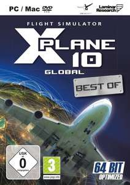 X-Plane 10 (Flugsimulator) für nur 33,97€ in den Amazon Blitzies