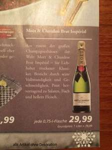 [REAL] Moet & Chandon Imperial Champagner für 29,99€