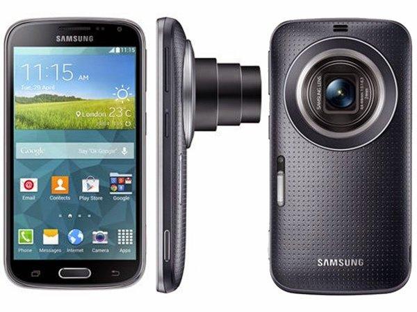 Galaxy K Zoom + gratis Tab 3 7.0 Lite für 222€ bei Media Markt
