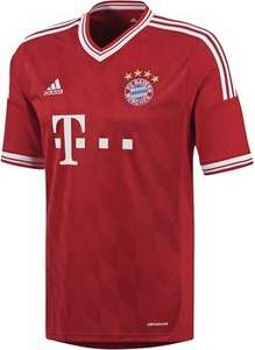 [outfitter.de] FC Bayern München Trikot Home 2013/2014