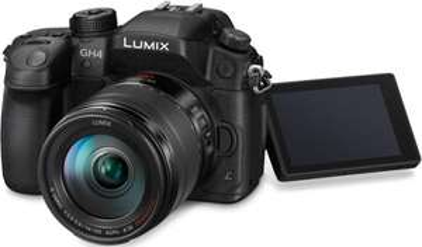 Panasonic Lumix DMC-GH4 kit mit Objektiv 14-140mm für 1707,99 +100€ Cashback @electronic4you.de