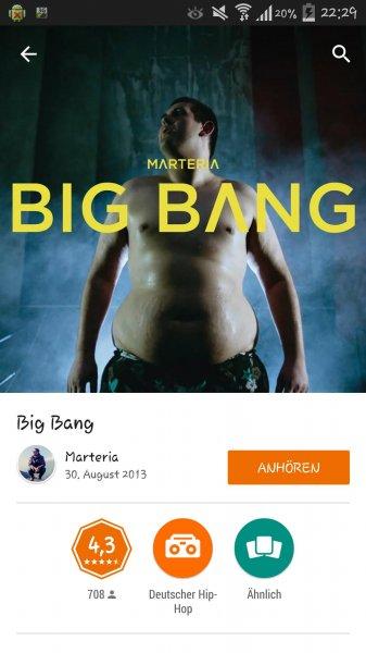 Marteria: Big Bang kostenlos @Playstore