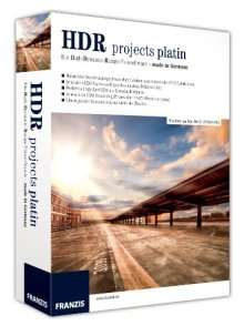 HDR Projects Platin (Win / Mac Software) Vollversion