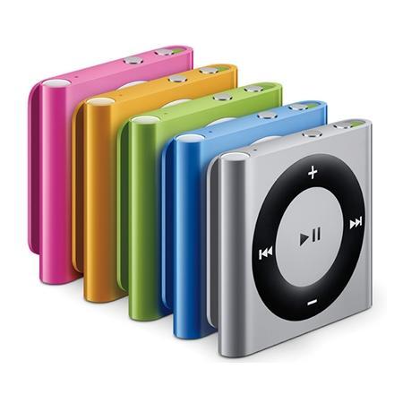 iPod Shuffle 2GB 4. Generation + Versandkostenfrei