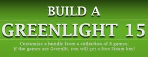 UPDATE: Build a Greenlight Bundle 15 @ Groupees