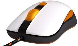 SteelSeries Kana v2 Gaming Maus weiß @Amazon WHD