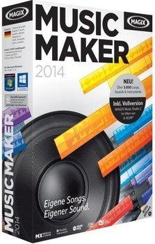 Lokal Saturn Karlsruhe - Magix Music Maker 2014 für 15€