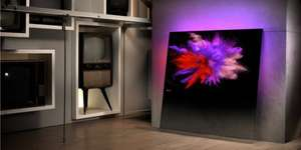 55-Zoll-TV Der gläsePhilips DesignLine 55PDL8908S bei Brand4Friends für EUR
