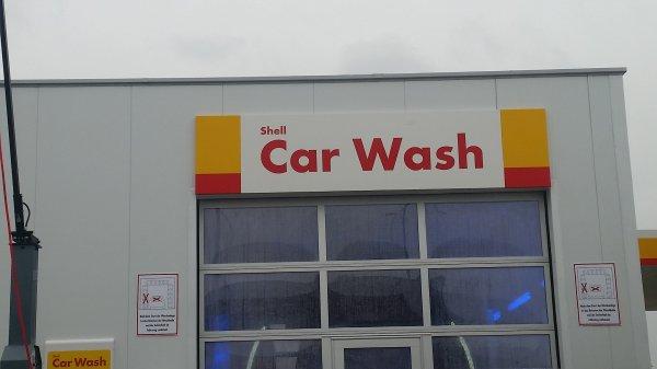 """Shell Autowäsche """"Winterpaket"""" für 7,95 statt 13,95"""