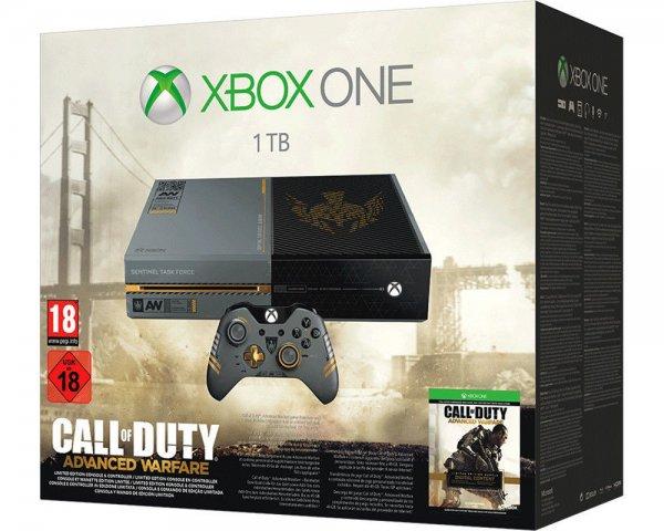 XBox One 1TB Call of Duty Advanced Warfare Bundle für 403,99€ @Saturn(EBay)