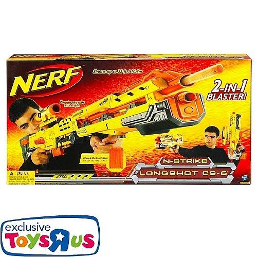 NERF - N-Strike Long Shot CS6