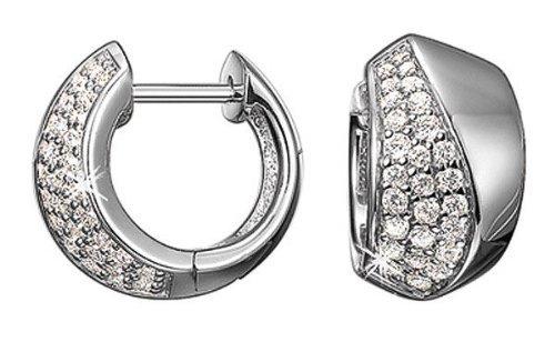 [ @Amazon Blitzangebot ] Esprit Damen Creolen 925 Sterlingsilber Diversity glam für 21,68€ inkl. Versand statt 41,54€