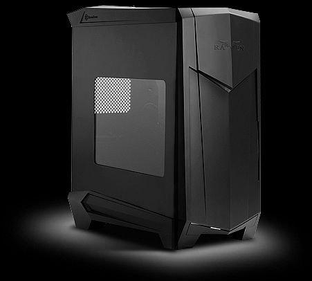 SilverStone Raven RV05 (E-ATX-PC-Gehäuse mit Sichtfenster) - 79,90€ @ ZackZack