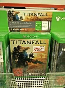 (Lokal Wuppertal) XBox One Titanfall, Fifa14