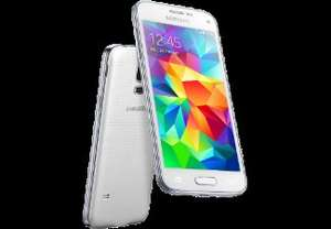 SAMSUNG GALAXY S5 mini 16 GB shimmery-white für 249€ + 1,99€ @Media Markt