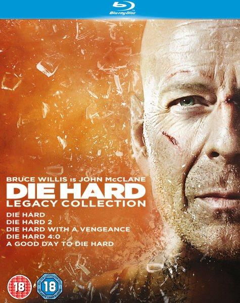 Die Hard 1-5 Stirb Langsam 1-5 Legacy Collection Blu-ray