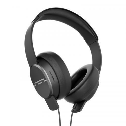 SOL Republic Master Tracks OverEar-Kopfhörer mit X3 Sound-Engine (tauschbares Headband) Gunmetal Schwarz @ Amazon