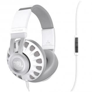 JBL Synchros S700 (weiss) aktiver Over-Ear Kopfhörer für 202€ @Redcoon.de