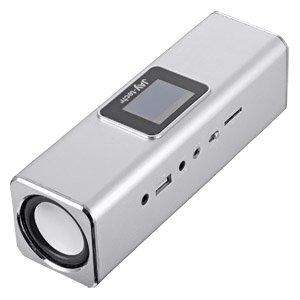 [www.real.de] letzter Tag Versandkostenfrei + 5fach Payback Punkte / Jay-tech Mini Bass Cube Lautsprecher 19,99€, Idealo nächster Preis ab 27,90 €