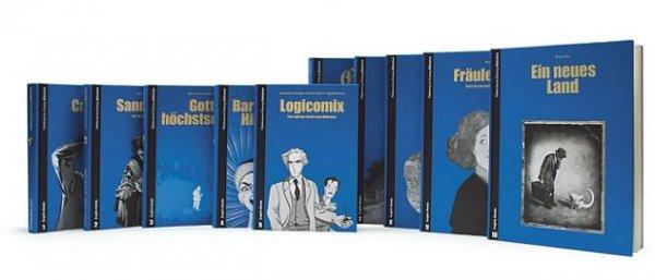 SZ Graphic Novel Mängelexemplare bei zweitausendeins.de zum halben Preis