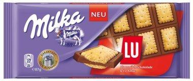 Milka & LU Kekse bei Thomas Phillips: 10 Stück für 4,00€ (1kg= 4,60€)