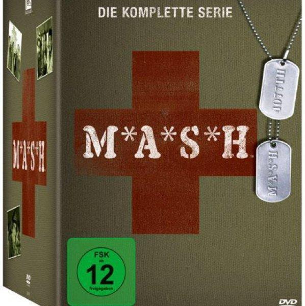 M*A*S*H - Die komplette Serie [33 DVDs] 39,99€ bei Amazon
