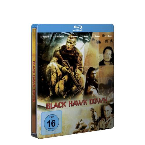 Black Hawk Down - Steelbook [Blu-ray] [Limited Edition] 9,97  € inkl. Versand @ Amazon.de