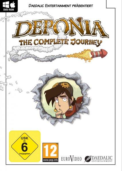 [Deponia: The Complete Journey] für 7,95 bei Gamesrocket