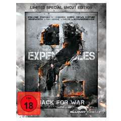 [BLURAY] The Expandables 2 - Back for War: Limited Super Deluxe Edition für 16,99€