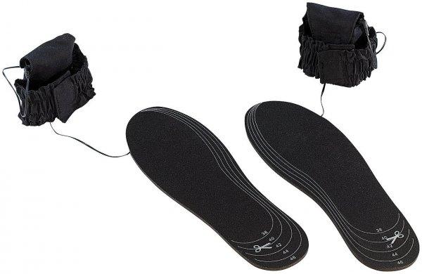Günstig warm und nie wieder kalte Füße mit infactory beheizbaren Schuheinlagen für sagenhafte 7,90€