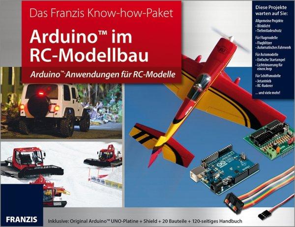 Arduino™ im RC-Modellbau  (u.a.) im Rahmen des FRANZIS Adventskalenders