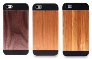 (Amazon) iPhone 5/5S Case von Woodcessories mit etwa 35% Ersparnis