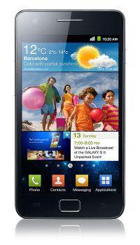 Samsung Galaxy S2 mit O2 Blue 100 Vertrag @logitel.de