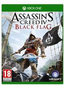 [Xbox One] Assassin's Creed: Black Flag für ~ 7,61€ @gamedealdaily