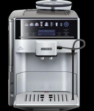 NEUER TIEFPREIS über Gutschein! Siemens TE603501DE EQ.6 Series 300 Kaffeevollautomat