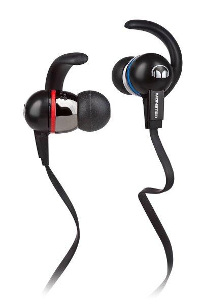 [3% Qipu] Monster® iSport Immersion In-Ear Kopfhörer mit ControlTalk™ in schwarz oder blau für jeweils 59,99€ frei Haus @DC