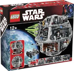 LEGO 10188 - Star Wars - Death Star Todesstern @ intertoys