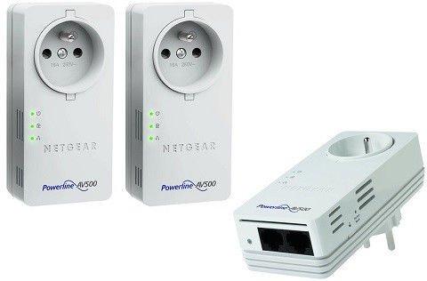 [EBay] Netgear Powerline 500 Mbps DLAN XAV 5602 3er Set!