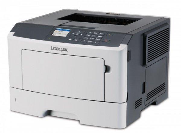 Office-Partner: LEXMARK MS510dn Laserdrucker s/w (A4, Drucker, Duplex, Netzwerk) - 179,90 statt 329,90