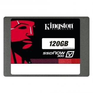 Kingston SSDNow V300 120GB SSD für 45,90€ @ Amazon & Redcoon