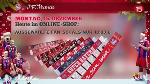 FC Bayern Fanschals