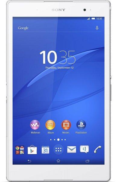 Update: Nur noch Warteliste [Amazon.fr] Blitzangebote: Sony Z3 Tablet weiß 16GB WiFi