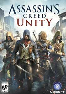 Amazon US - Assassin's Creed Unity für PS4/XBox One/PC 42,15 € PC Download 30USD