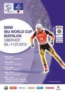 [DKB-Special] IBU Biathlon-Weltcup 2015 Oberhof 07.01.2015