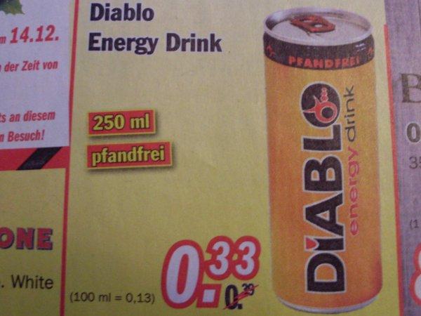 Diablo Energy Drink  ( Zimmermann )