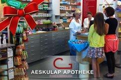 [Lokal] Aachen [Oecherdeal.de] - 25€ Gutschein für 14,99€ für Aeskulap Apotheke (nähe Elisenbrunnen)