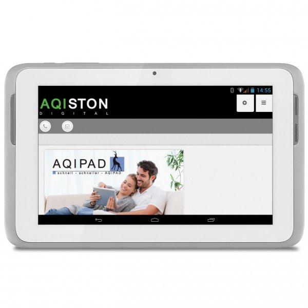 """Aqipad 7G - Günstiges Android 7"""" Phablet (Tablet mit integr. 3G / Mobiltelefon)"""