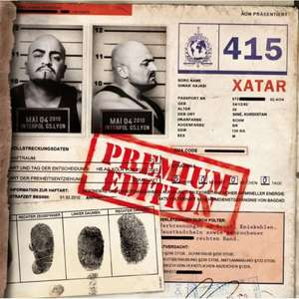 "Xatar - Album ""Nr. 415 - Premium Edition"" für 3,99"
