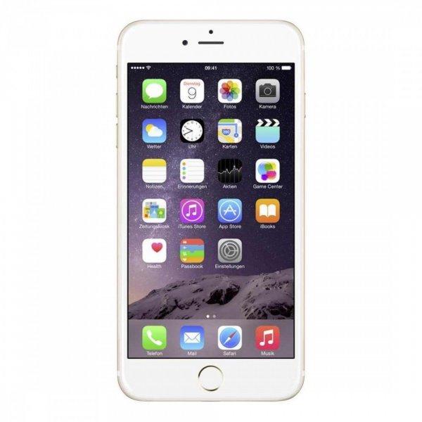 Apple iPhone 6 64GB (Gold) für effektiv 608,50€ [Rakuten]