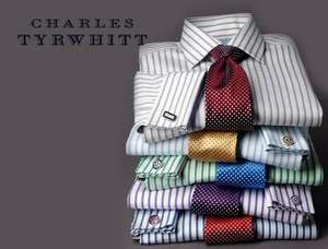 Charles Tyrwhitt: Hemden ab 19,90€ statt 110€ + 12% Gutschein oder kostenlose Lieferung ab 35€